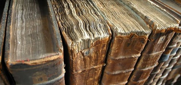 World's largest occult library heads online News-old-books
