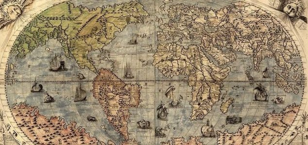 Phantom islands plagued historical maps unexplained mysteries mapmakers have made some serious blunders over the years image credit paolo forlani gumiabroncs Gallery