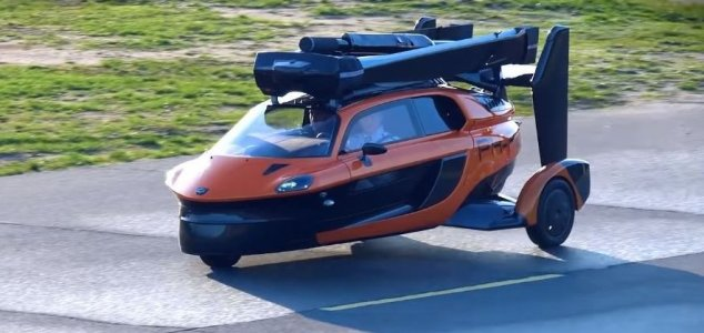 World's first genuine 'fly and drive' car unveiled News-pal-v