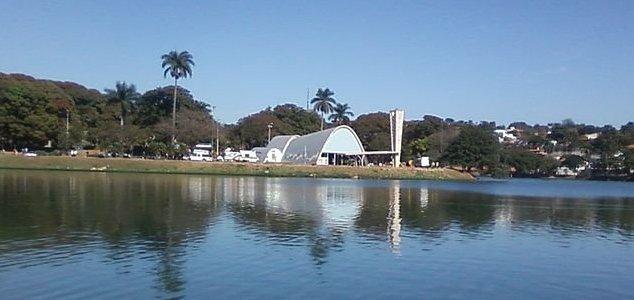 Mystery virus discovered in Brazilian lake News-pampulha
