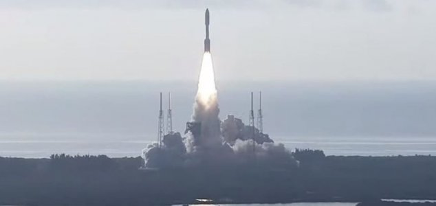 NASA's new Mars rover successfully launches News-perseverance-launch
