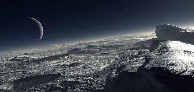 New Horizons Films Charon Orbiting Pluto Unexplained