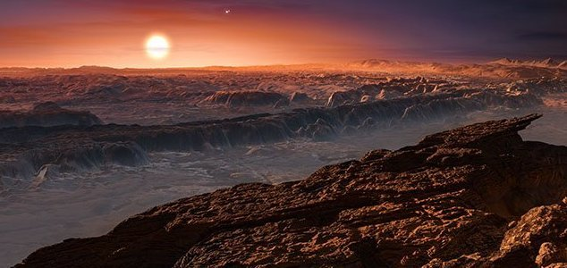 Proxima b is more Earth-like than we thought News-proxima-b