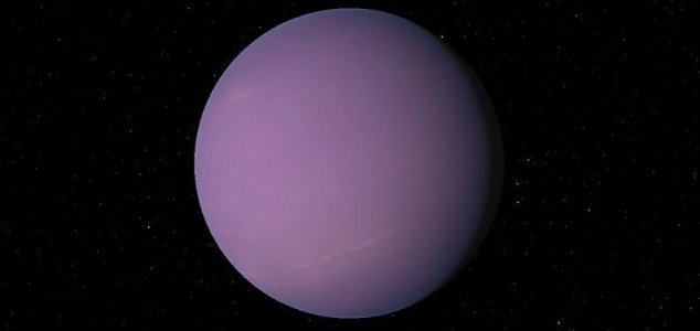Alien life may be purple, scientists claim News-purple-planet