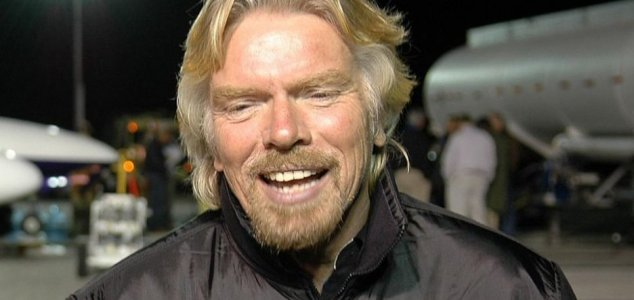 Richard Branson offers his thoughts on UFOs News-richard-branson