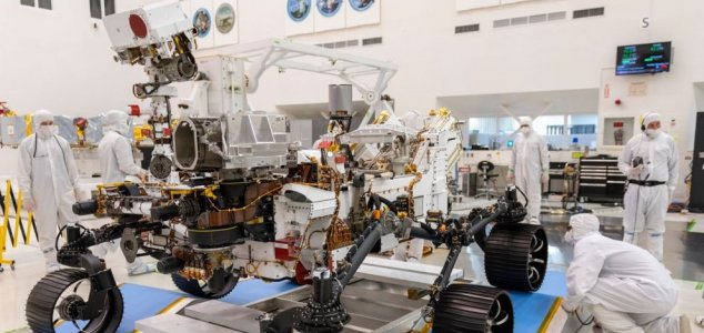 NASA's next Mars rover is attached to rocket News-rover-2020-mars