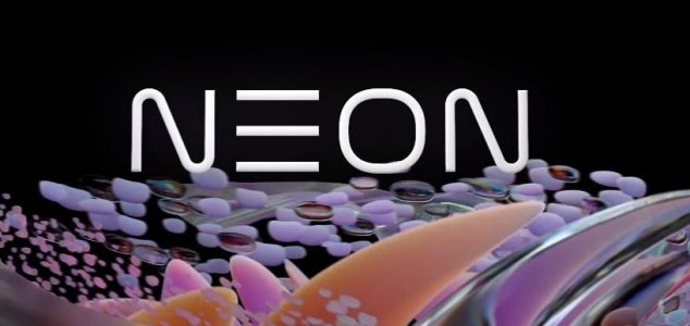 Samsung teases reveal of 'artificial human' AI News-samsung-neon