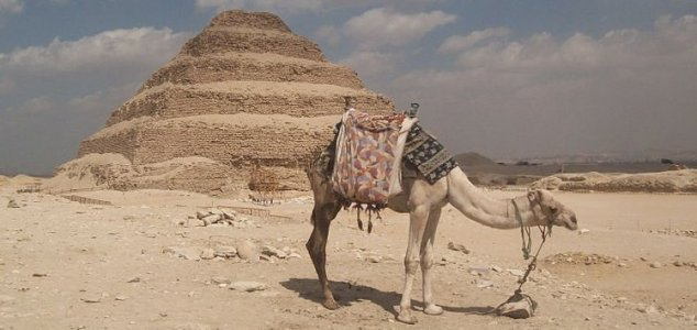 Egypt's oldest pyramid reopens after 14 years News-saqqara
