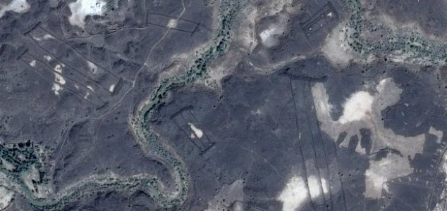 Mystery stone structures found in Saudi Arabia - Unexplained Mysteries