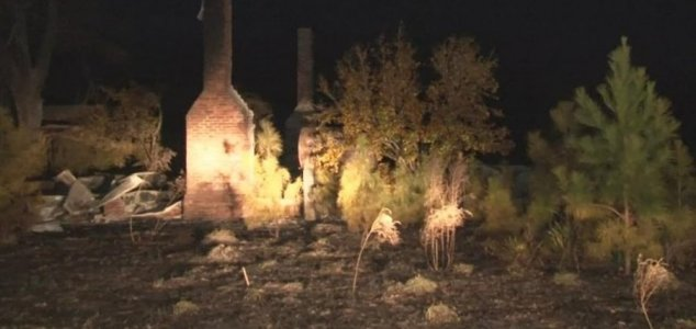 Body found in freezer at old haunted house News-sc-house-burned