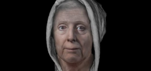 Expert reconstructs face of Scottish 'witch' - Unexplained Mysteries
