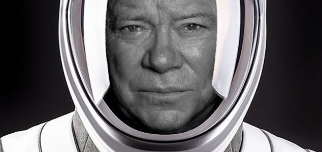 William Shatner is going to space, aged 90 News-shatner-space