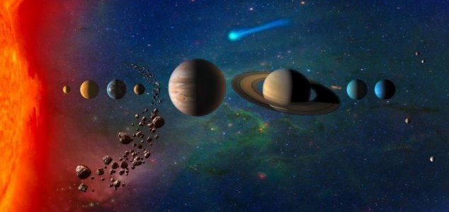 Did a 9th planet 'escape' billions of years ago ? News-solarsystem