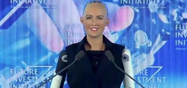 Saudi Arabia grants citizenship to a robot - Unexplained Mysteries