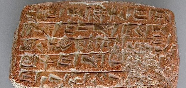 Assyrians blamed demon 'Bennu' for epilepsy News-tablet-2
