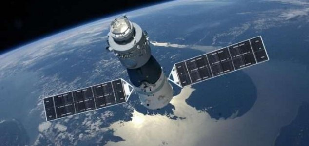 China's space station is falling back to Earth - Unexplained Mysteries