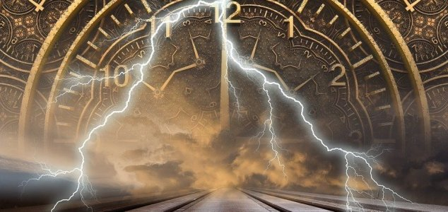 Physicist solves time travel paradox problem News-time-travel-clock