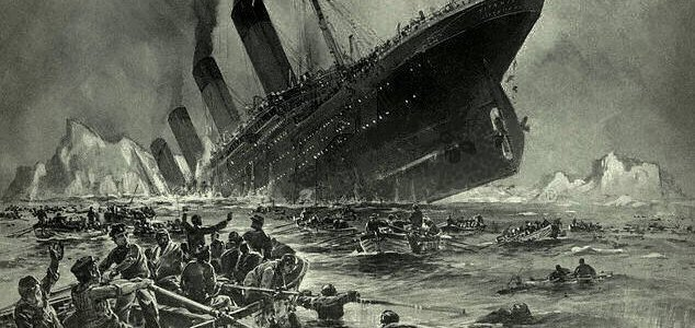 Firm in new bid to remove Titanic artifacts News-titanic-sink