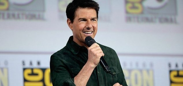 Russia in new bid to beat Tom Cruise into space News-tom-cruise