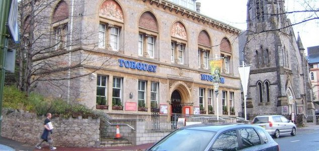 Museum 'haunted by ghost of Agatha Christie' News-torquay-museum