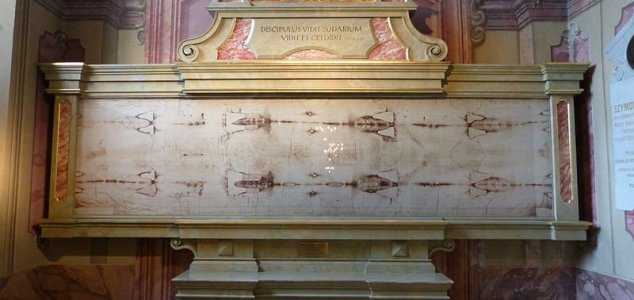 Doubts cast on 1988 Shroud of Turin study News-turin-shroud