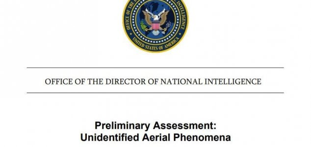 US government's UFO report has been released News-ufo-report
