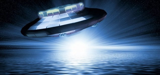 Now even NASA has started to investigate UFOs News-ufo-water