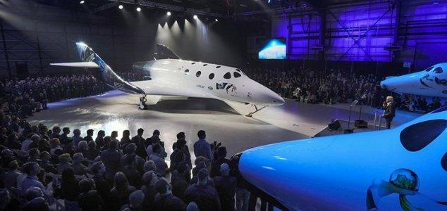 Virgin Galactic vs Blue Origin - who will win ? News-unity-reveal