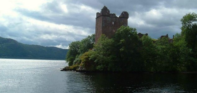Loch Ness monster study results 'surprising' News-urquhart-castle