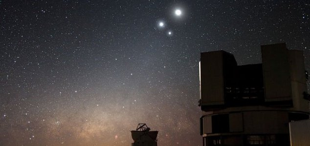 Harvard-led team to search for alien space tech News-vla-telescope