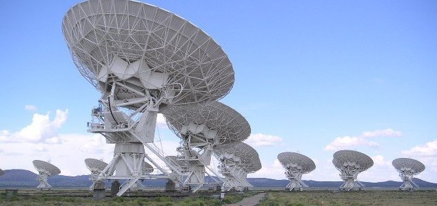 What radio messages have we sent to aliens ? News-vla