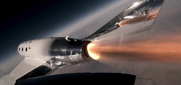 Branson is now set to beat Bezos to space News-vss-unity-test-flight