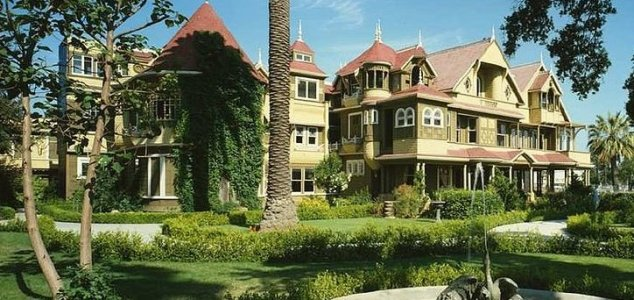 Beyond the Ghost Stories of the Winchester Mystery House News-winchester