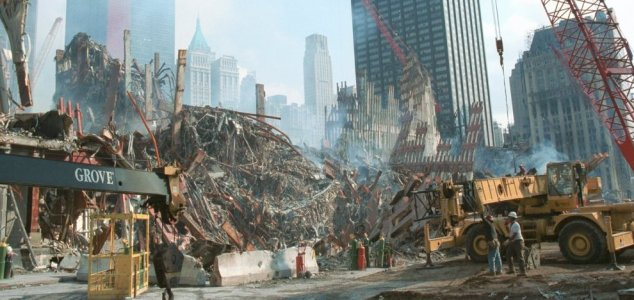 Cops Saw Ghost During 9 11 Rubble Search Unexplained