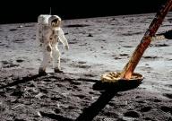 ¿Es la Luna tóxico para los humanos?  Aldrinmoon